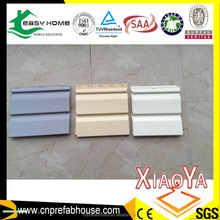 High quality pvc wall panel exterior siding with 10 years