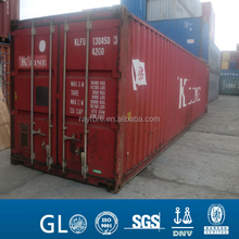 cheapest 40 ft used cargo shipping container prices