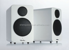 good price loud speaker, 350 x 130 x 260 mm karaoke speaker, unique design pa speaker