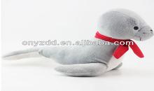 wholesale seal animal plush toys / customized all types sea animal toys / OEM factory with ICTI audit sea animal toys