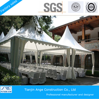 Multiflex Beautiful Party Tent Curtains with Heating