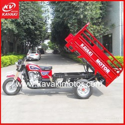 KAVAKI Factory Outlet Classic Model 150cc Three Wheel Motorcycle For Cargo 500kgs Loading Popular In African Countries