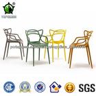Cadeiras coloridas barato Fábrica qualidade plástica