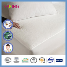 Hot selling health care hospital mattress pad mattress protector mattress cover for hospital and home