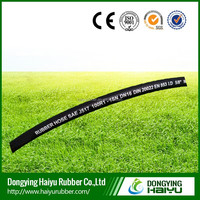 SAE 100 R1/ EN853-1SN Flexible Cloth And Smooth Surface Black And Colorful Hydraulic Hose