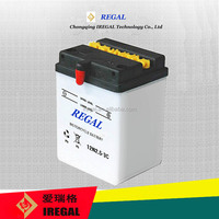 Maintenance Free Charged 125cc Motorcycle Battery for Sale