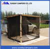 truck 4WD outdoor sports Car side awning roof tent for sale