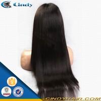 aliexpress 100% virgin brazilian hair invisible part wigs remy human hair