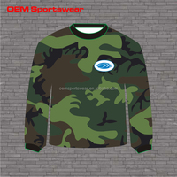 Hot sale new design warm custom sublimation man sweater