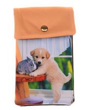 mobile phone pvc bag waist bags for men lip phone case