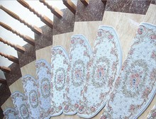 polypropylene printed nice stair step mat