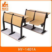 Commercial furniture cheap price shcool desk & chair