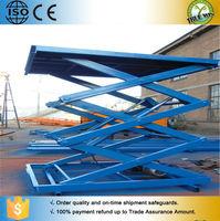 China good supplier customized air scissor jack lift