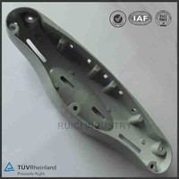 OEM aluminum alloy die cast auto part motor housing