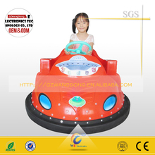 high quality 24v Enhanced animal design battery bumper cars