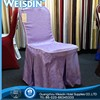 New style fancy 100% cotton printed chair cover china factory made