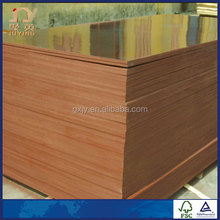 Brown Film Faced Plywood Construction Material/ Waterproof Shuttering Plywood Price