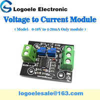 Voltage to current module, 0-10V to 4-20mA, Only module
