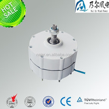 600 w baixa rpm alternador ímã permanente / pma / pmg