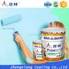 ZXPAINT weather resistant concrete house paint / house paint/ concrete cement paint