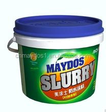 Ordorless waterproof acrylic interior latex paint