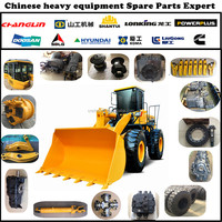 china made excavator/guide wheel