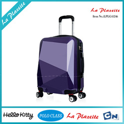 Promotional cheap sky travel compass pc luggage
