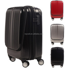 """Unique style 20"""" inch travel luggage , laptop luggage bag , suitcase with latptop compartment"""