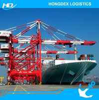 DDP shipping cost from china to thailand Bangkok