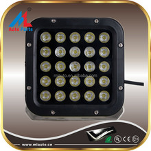 High bright Motorcycle OffRoad CUBE 7inch 75W cube LED WORKLIGHT