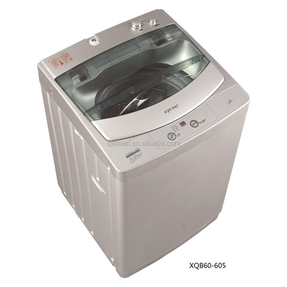 6 0 Fully Automatic Washing Machine With Strong Motor