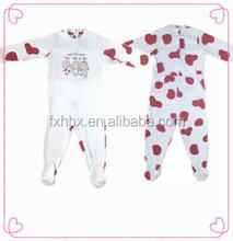 Adorable Cartoon Cows Baby Romper;Newborn Baby Bodysuit;Custom baby wear