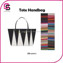 Art work designer fashion tote bag,new women shopping handbags