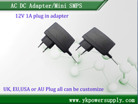 high quality switching power supply 12v power adapter