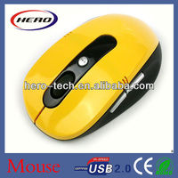 2.4g wireless 6d optical gaming mouse