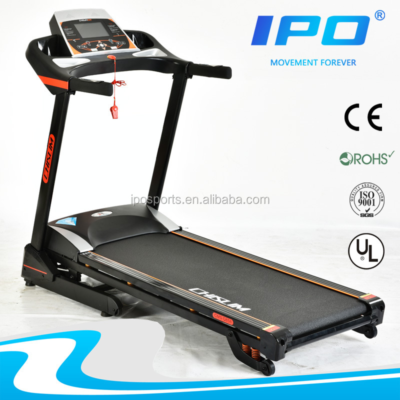 2015dc Motor Fitness Treadmill Electric Home Treadmill