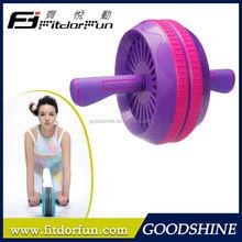 Feva Roller-High Quality Innovative Adjustable Dual Body Strong Fitness Equipment Waist Trainer Ab Roller Machines Maker