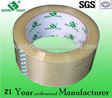 Best Quality BOPP Waterproof Clear Adhesive Tapes for Carton Sealing