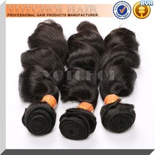 New products 100% unprocessed peruvian loose wave hair