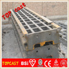 High Quality Soldering Iron Planing Surface Grinding Machine Cast Iron T Slot Floor Plate Painting