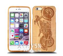 Unique motorbike design cell phone case for iphone 6