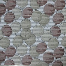 decorative plastic pvc foam coated mesh mat export to saudi carpet factory