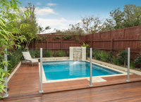 Hot selling Australia standard fence for swimmimg pools