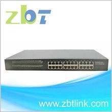 24 port PoE Switch