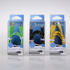 iMee Braided USB Lightning charging Cable for Apple iPhone 5S/ The new iPad (Yellow)