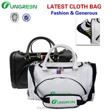 2014 Fashion Golf Travel Bag With High-end PU