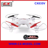 2015 CX-MODEL luminous UFO 6-axis DIY Edition transformer toy quadcopter drone