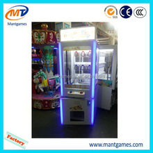 Toy story machine for child/children catch prize game machine/amusement toy prize claw crane machine