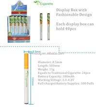 iBuddy D300 Cheap Slim Cigarette Brand Electronic Starter Kit Wholesale