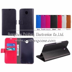 Cell phone wallet case for Google nexus 6